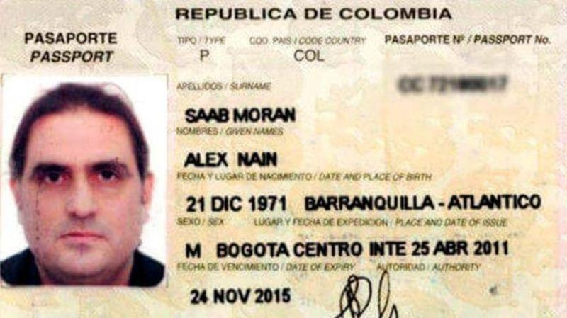 ifmat - Detained Colombia businessman was negotiating with Iran for Venezuela