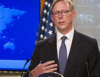 ifmat - Hook says United States is hopeful about return of all UN sanction on Iran