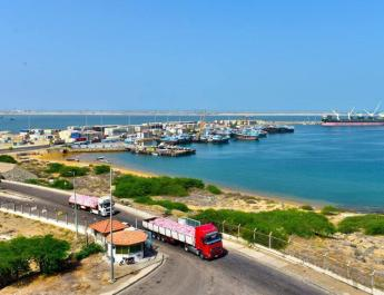 ifmat - Iran considers establishing another oceanic port on Gulf of Oman