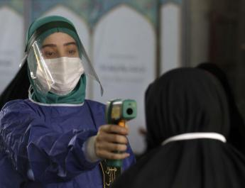 ifmat - Iran health officials say coronavirus contaminating at much greater rate than before