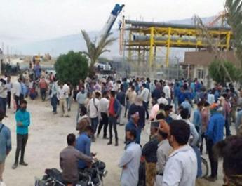 ifmat - Iran regime fears further oil strikes