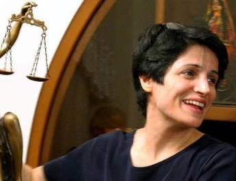 ifmat - Jailed Iran activist Nasrin Sotoudeh goes on hunger strike