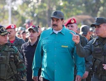 ifmat - Maduro thanks Iran for helping Venezuela overcome the US sanctions