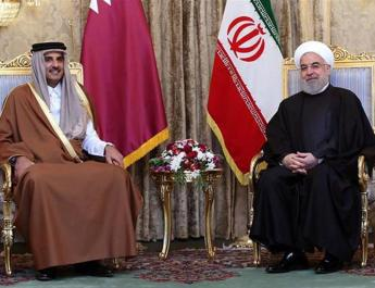 ifmat - Qatar and Iran - suspicious relationship and intersecting interests