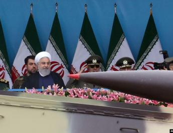 ifmat - Rouhani says Iran weapons good for everybody