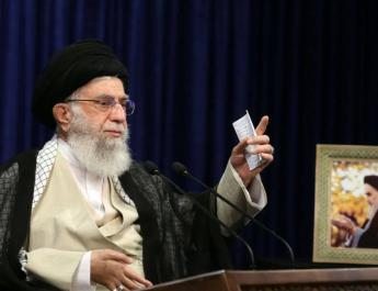 ifmat - Supreme leader tweets against iPhone imports on iPhone