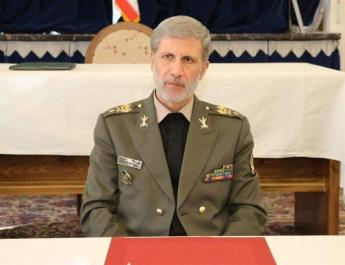 ifmat - Iran capable of producing over 38000 military parts says Hatami