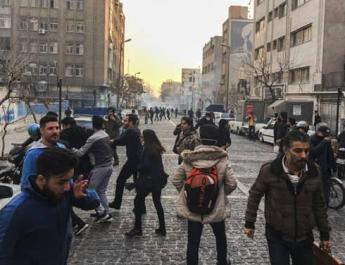 ifmat - Iran regime fears a certain rupture