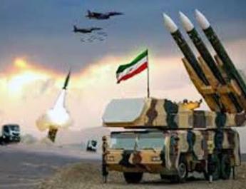 ifmat - Iran shows off air defense in Kurdistan Azerbaijan border region