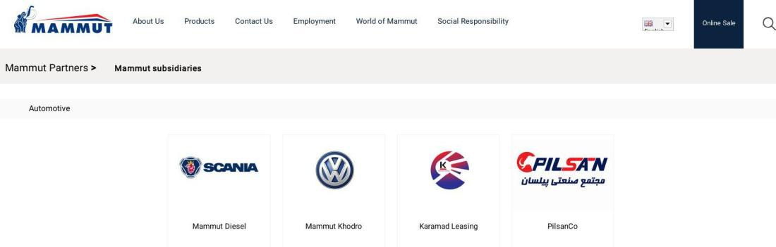 ifmat - Mammut Partners - Automotive