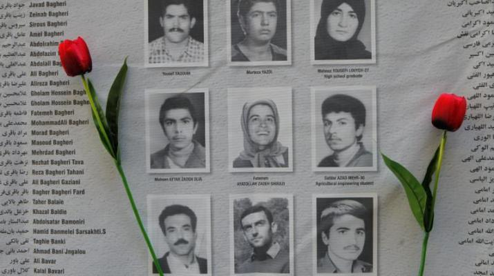 ifmat - Over 30000 political prisoners in Iran were executed