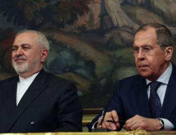 ifmat - Russian and Iranian foreign ministers meet in Moscow