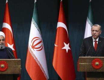 ifmat - Turkey and Iran are engaging in new operations in Africa