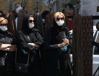 ifmat - Turkey slated to deport Iranian anti-Hijab activist who faces execution