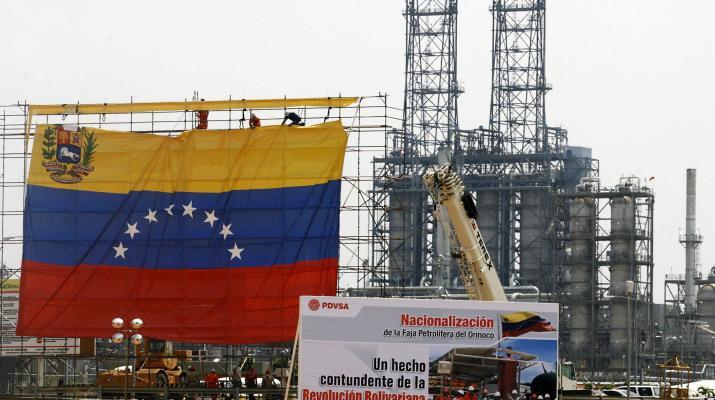 ifmat - Venezuela and Iran buck US sanctions again to export crude