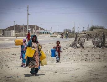 ifmat - Water crisis in Iran felt most by poorest