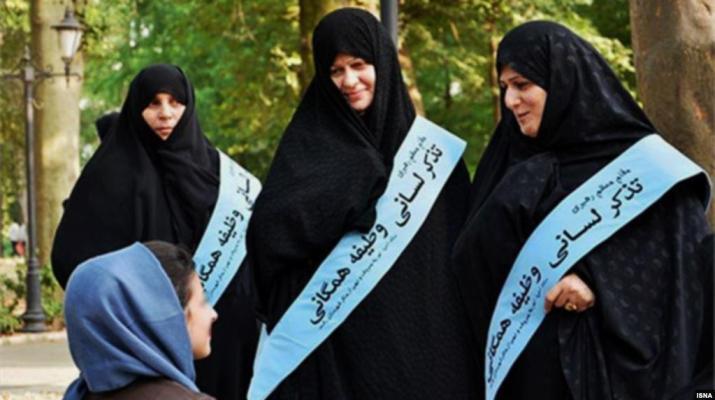ifmat - Ayatollahs increasing Hijab enforcement