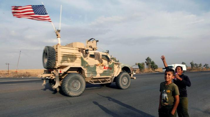 ifmat - Iran-backed militias reportedly launch rockets targeting US troops in Iraq