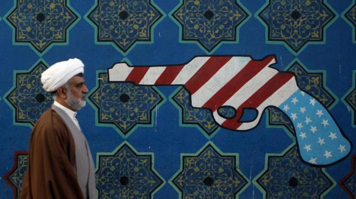 ifmat - Iran clerical regime taking its last breaths