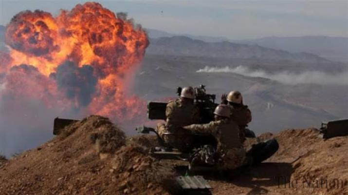 ifmat - Iran holds Army ground force drill in border area amidst Azerbaijani-Armenian conflict