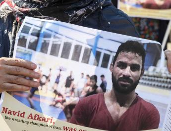 ifmat - Iran murders and abuses its athletes