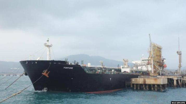 ifmat - Iran oil exports on the rise despite sanctions