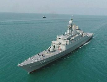 ifmat - Iran to unveil new helicopter drone and missile-laden warship