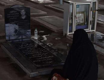 ifmat - Mandaean graves in Iran segregated and destroyed