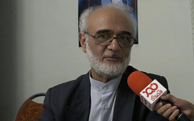 ifmat - Mohammad Javad Iravani the EIKO second chief