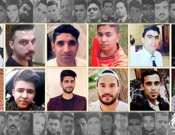 ifmat - Names of 20 protesters killed in November protests in Northwest Iran