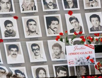 ifmat - Relatives demand justice for victims of 1988 massacre in Iran