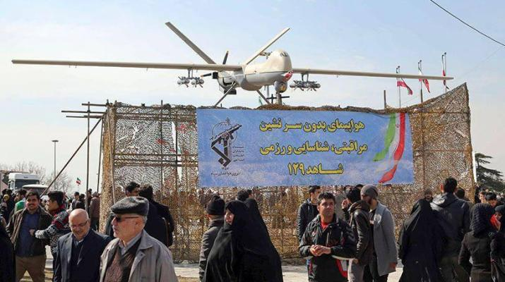 ifmat - Turkey and Iran deploy drones in north Iraq against Kurd rebels