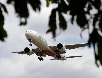 ifmat - US fines Emirates 400000 dollars for flying over Iranian airspace