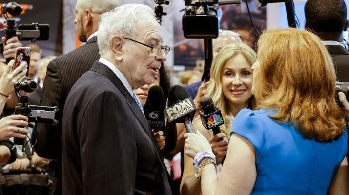 ifmat - US fines Warren Buffett Berkshire Hathaway for Iran sanctions violations