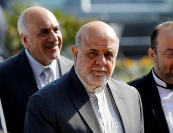 ifmat - US sanctions Hezbollah officials among them Iraq ambassador to Iran