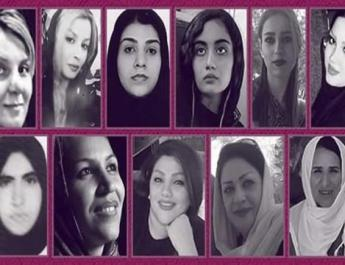 ifmat - 400 Women murdered by Iranian Regime in November 2019 Protests