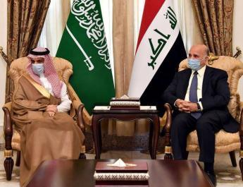 ifmat - Iran backers undermine Saudi-Iraqi investment project