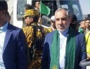 ifmat - Iran new ambassador to Yemen is a High-Ranking Quds Force commander