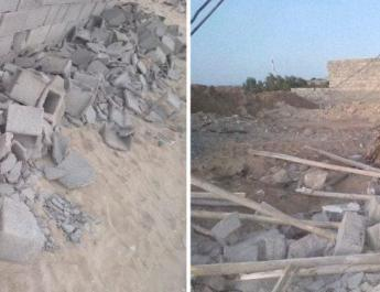 ifmat - Iran security forces demolish homes in SE Iran harass and arrest locals