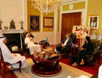 ifmat - Iran supports all terrorists in the world - UAE mogul claims