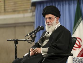 ifmat - Iran supreme leader says Tehran will resist until sanctions lifted