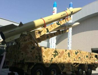 ifmat - Iran unveils homemade ballistic missile launcher