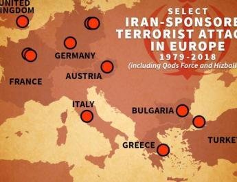ifmat - What behind Iran terror campaign in Europe