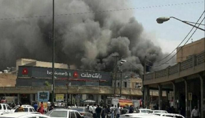 ifmat - Why Iranian people burned banks in November 2019 Protests