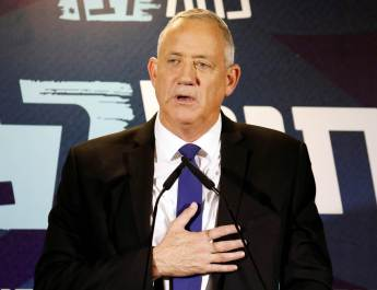 ifmat - Benny Gantz signs order to seize 4 million transferred from Iran to Hamas