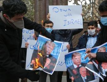 ifmat - Europe and Gulf officials expect imminent Iranian retaliation against Israeli - Jewish targets