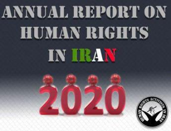 ifmat - HRA Annual Statistical Report of human rights conditions in Iran – 2020