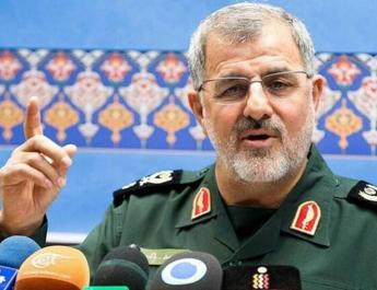ifmat - IRGC commander inspects Iran border with Karabah