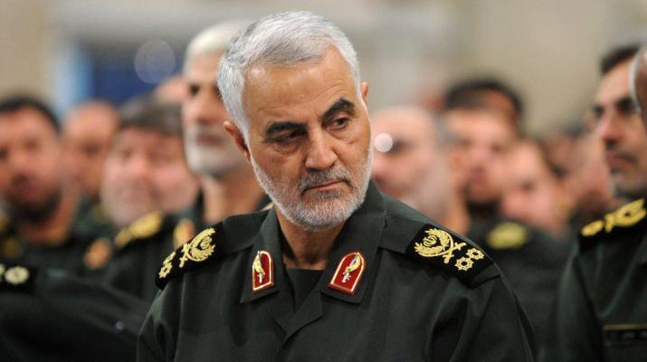 ifmat - Iran accuses British company of involvement in Qassem Soleimani assassination