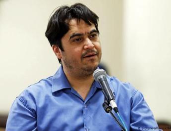 ifmat - Iran executes opposition journalist Ruhollah Zam in Barbaric act